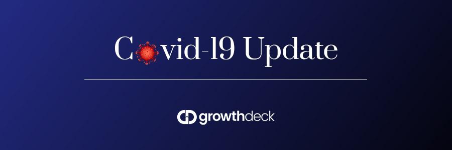 Growthdeck: Coronavirus (COVID-19) – Our Response