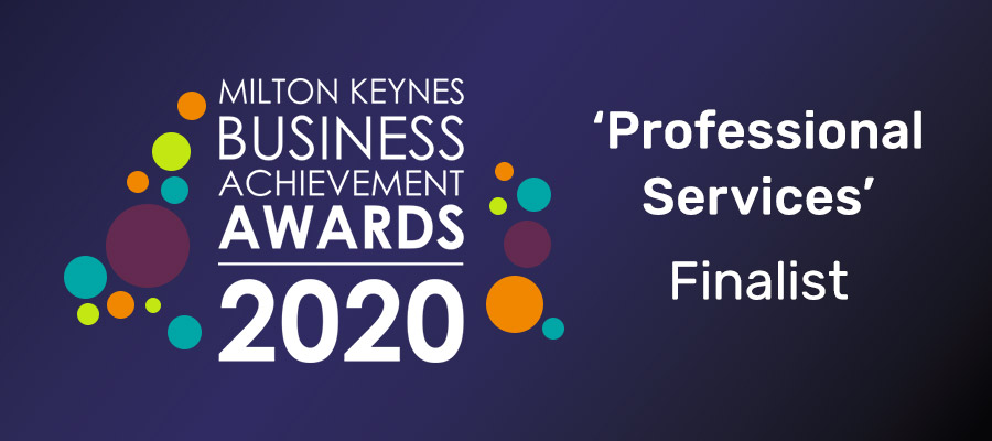 Growthdeck: Growthdeck Shortlisted for 'Professional Services' at the Milton Keynes Business Achievement Awards 2020