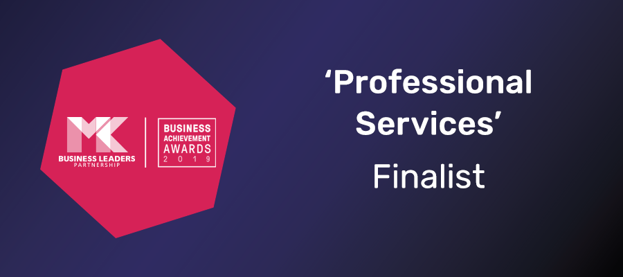 Growthdeck: 'Professional Services' Finalist at the Milton Keynes Business Achievement Awards