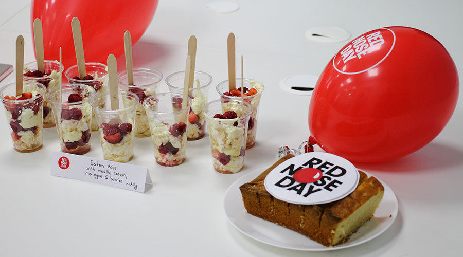 """Growthdeck: Red Nose Day 2019 – Team """"Bake Off"""""""