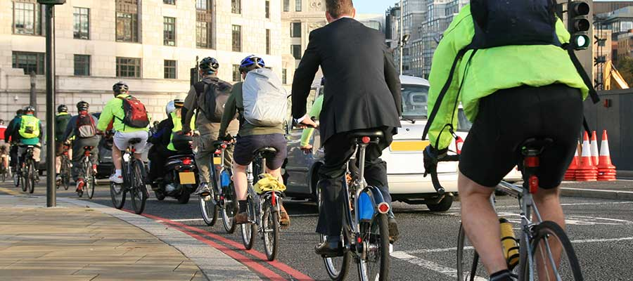 The City Cycle Hub – Cost-effective cycle commuting in London