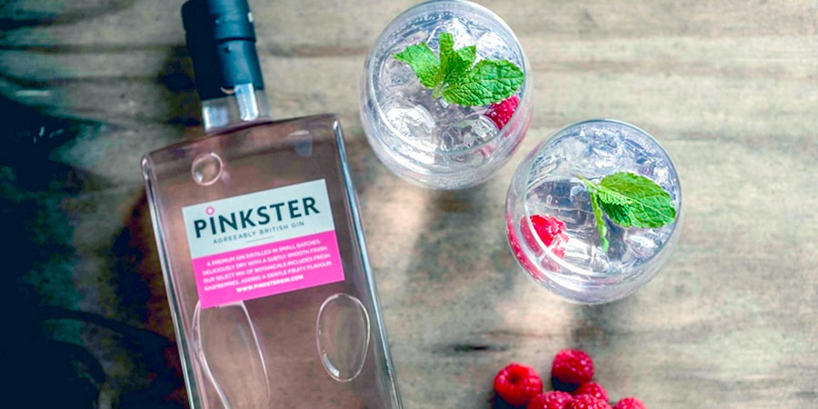 Growthdeck: Pinkster – 'The Best Pink Gin 2019' on BBC Good Food