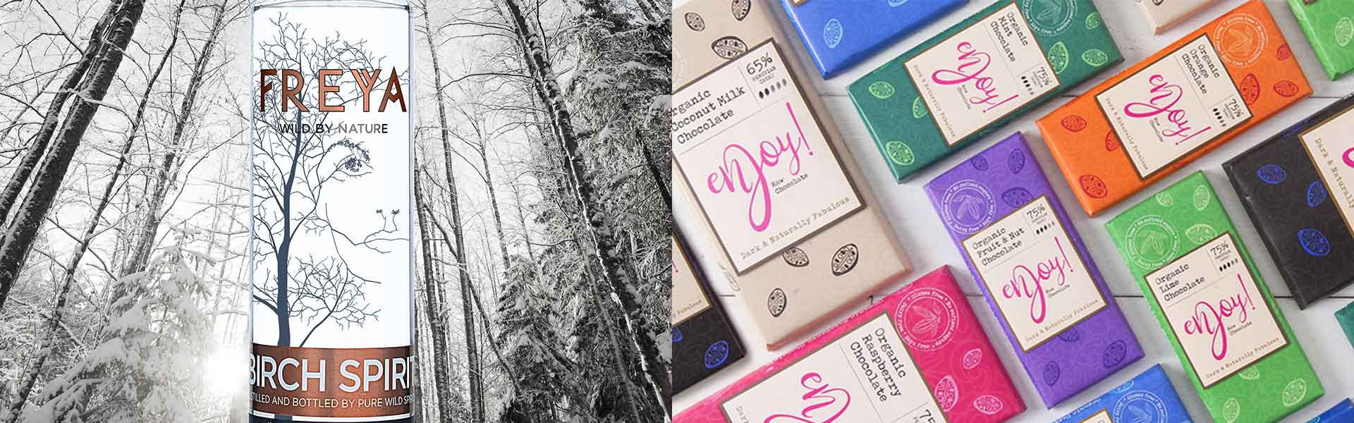 Growthdeck: Enjoy Raw Chocolate and Freya Drinks Reception