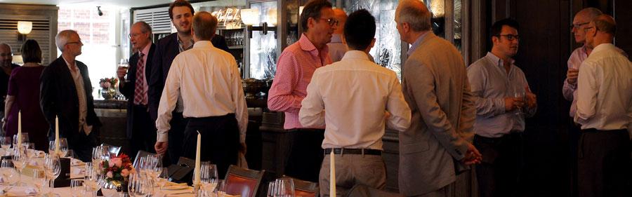 Growthdeck Meet the Management Lunch